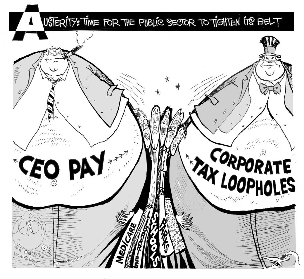 ceo-pay-squeezing-everyone-cartoon3
